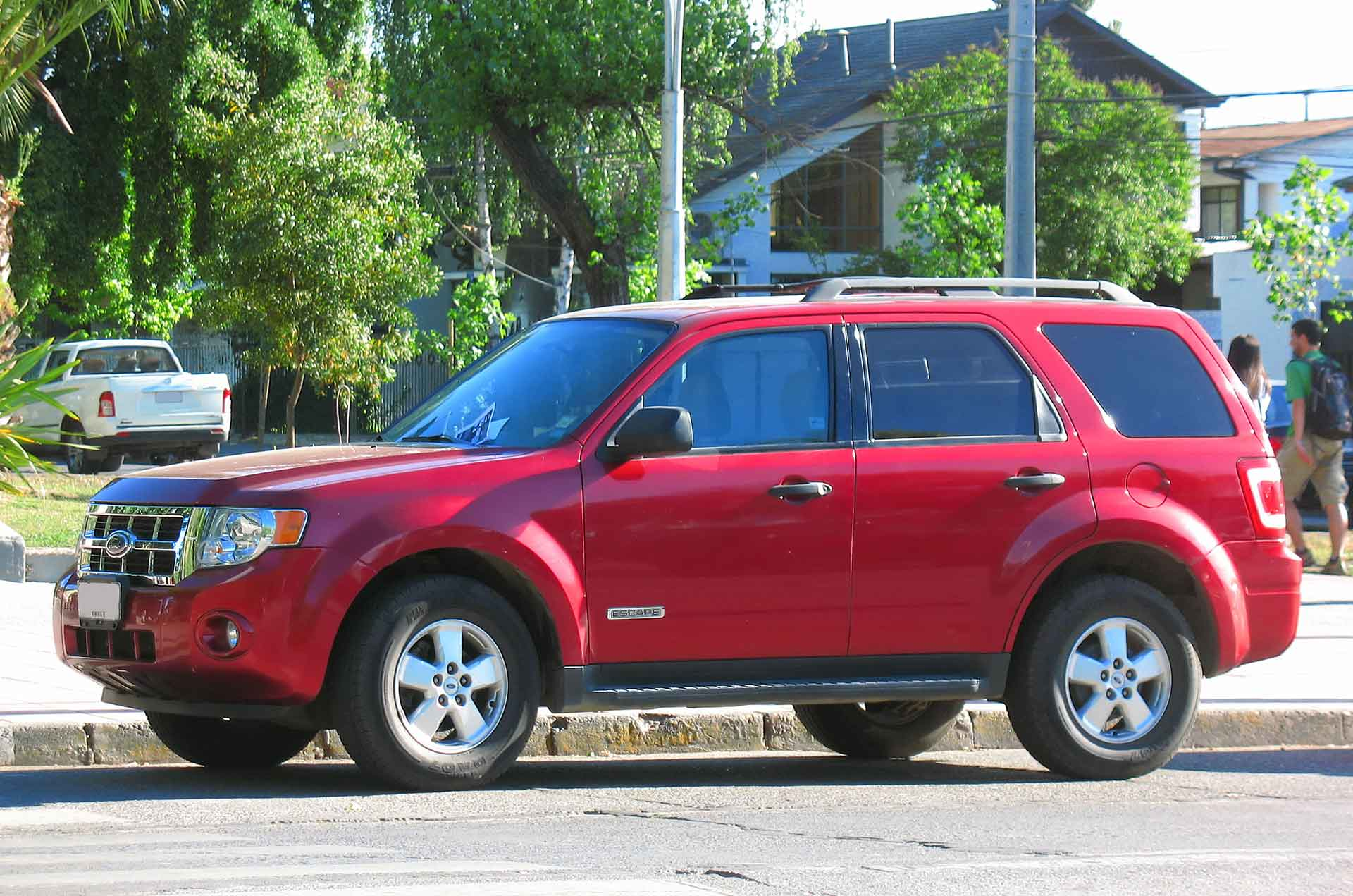 Test Drive 2008 Ford Escape Xlt Themustangnews Com