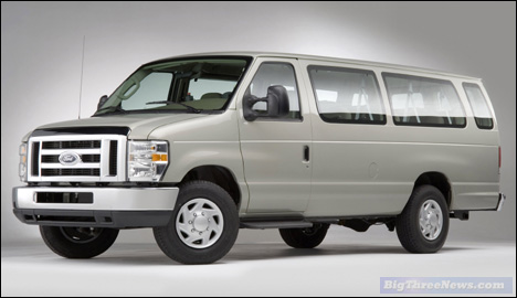 Ford E-Series Vans