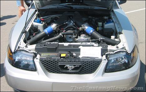 Ford DOHC V10